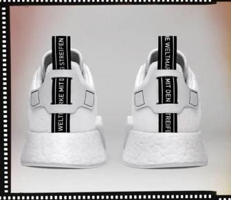 adidas FW17 NMD Originals back shot