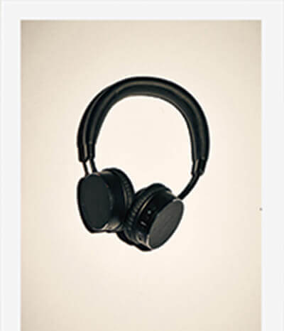 Headphone Front