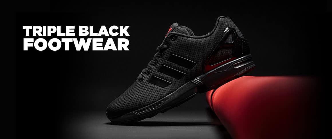 Triple Black Footwear