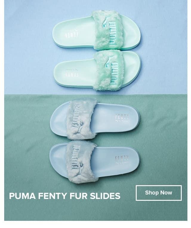 puma+fenty+fur+slide