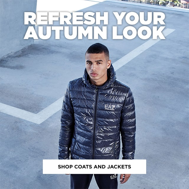 SHOP COATS AND JACKETS