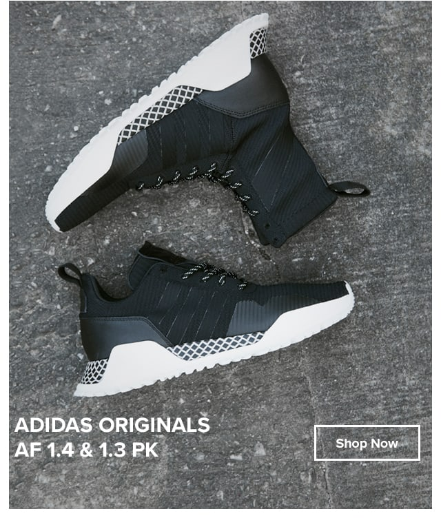 adidas-Originals AF 1.4 & 1.3 PK