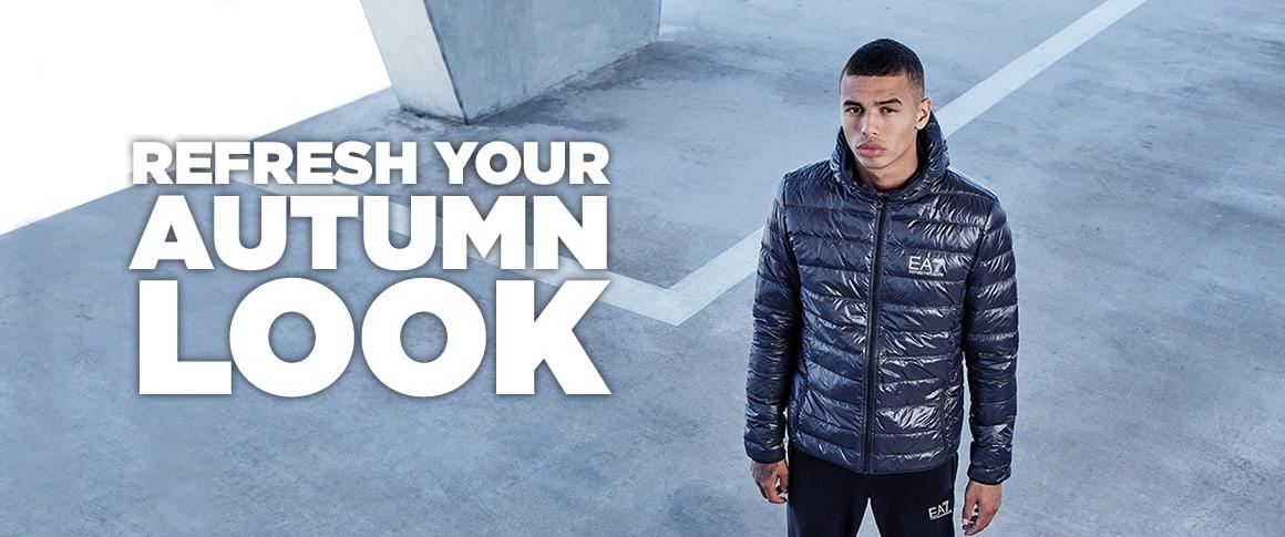 Autumn Coats & Jackets