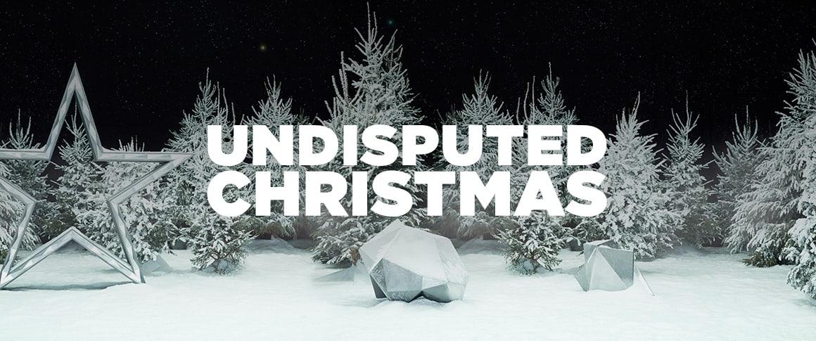 Undisputed Christmas