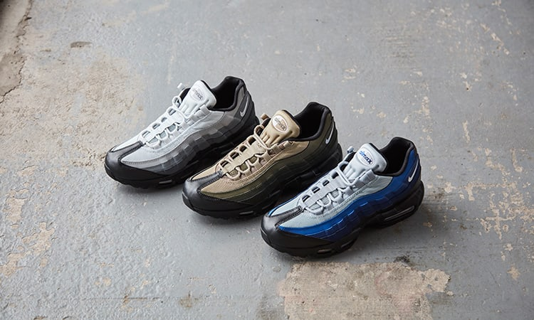 Nike Air Max 95 collection close-up