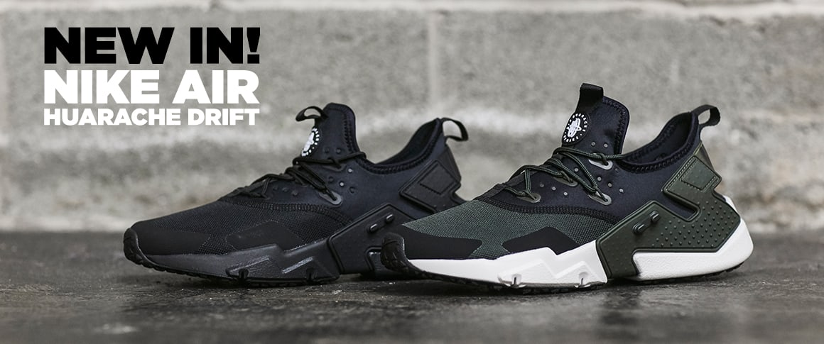 HUARACHE LAUNCH
