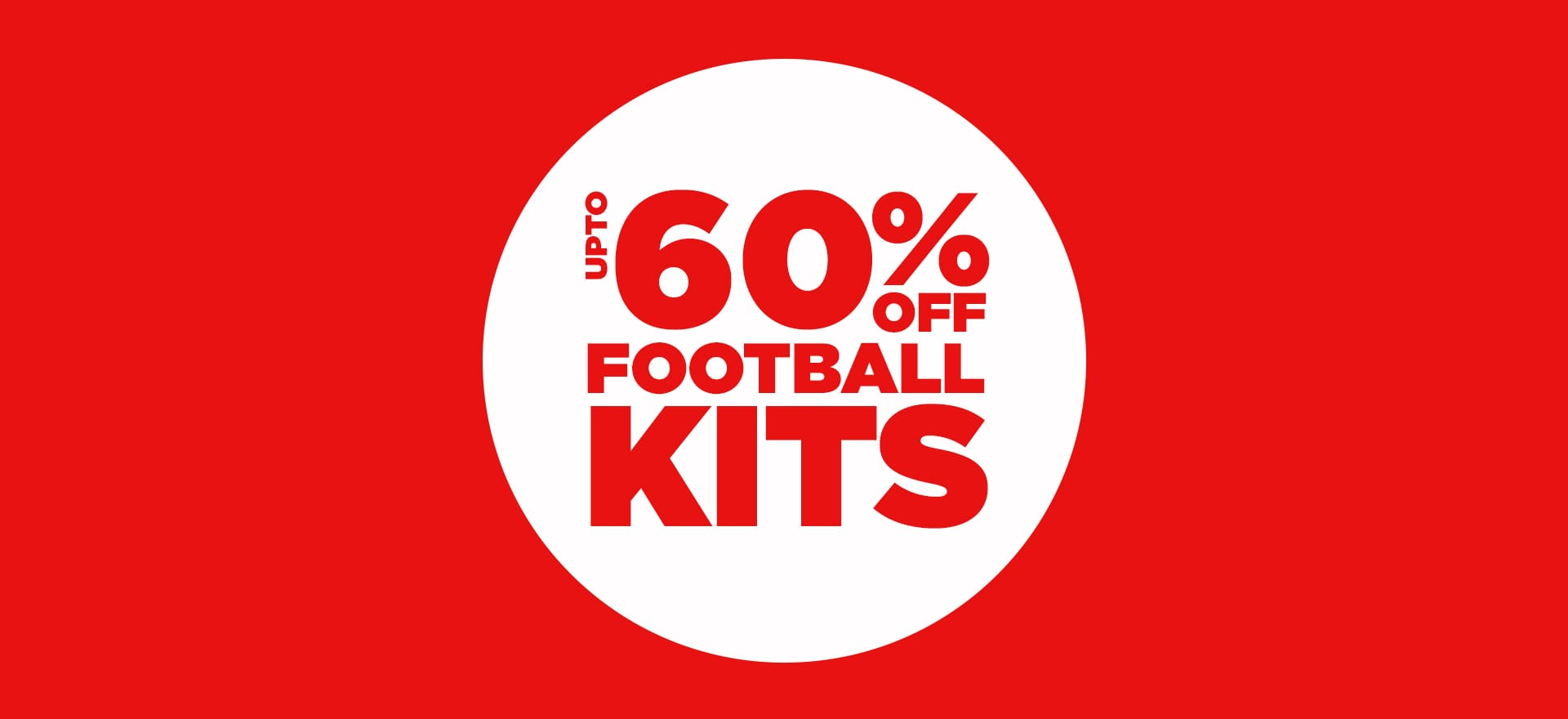 FOOTBALL KIT SALE