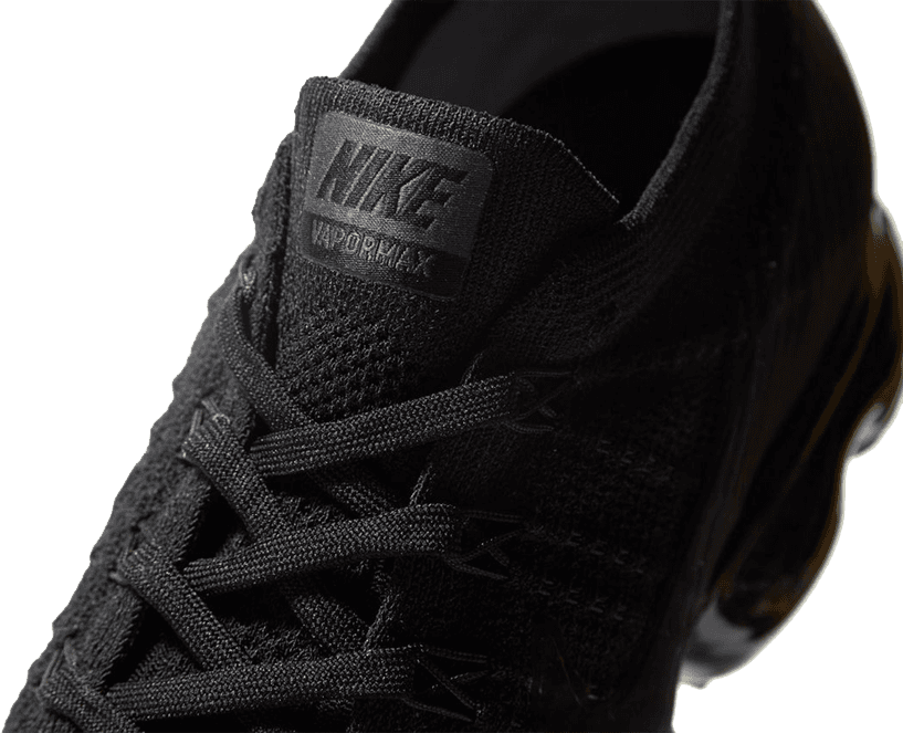 c28c445cfe Built with both Flyknit and Mesh uppers, VaporMax are sat directly on a  full-length Air Sole unit, creating a lighter-than-light ride that feels  like you're ...