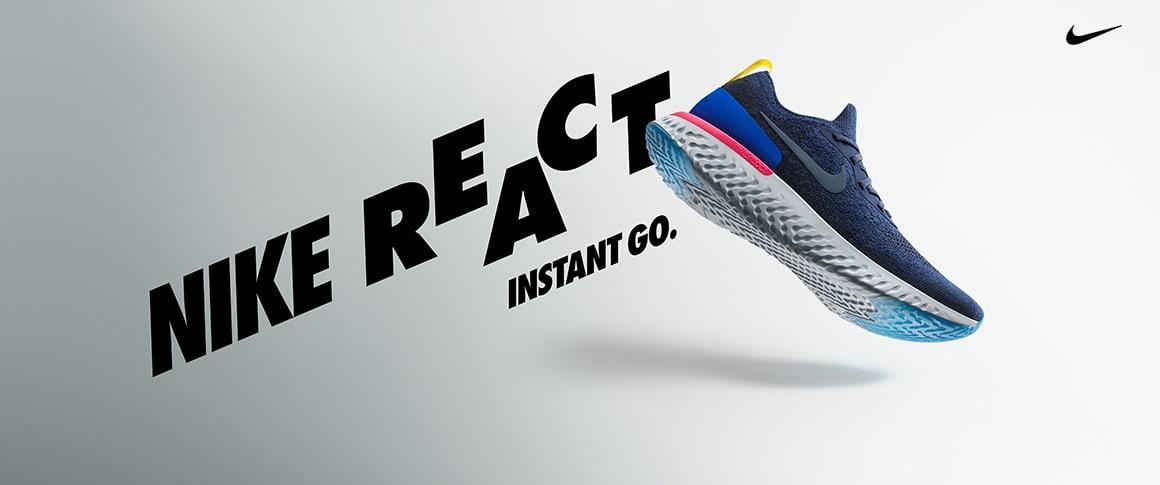 Nike Epic React