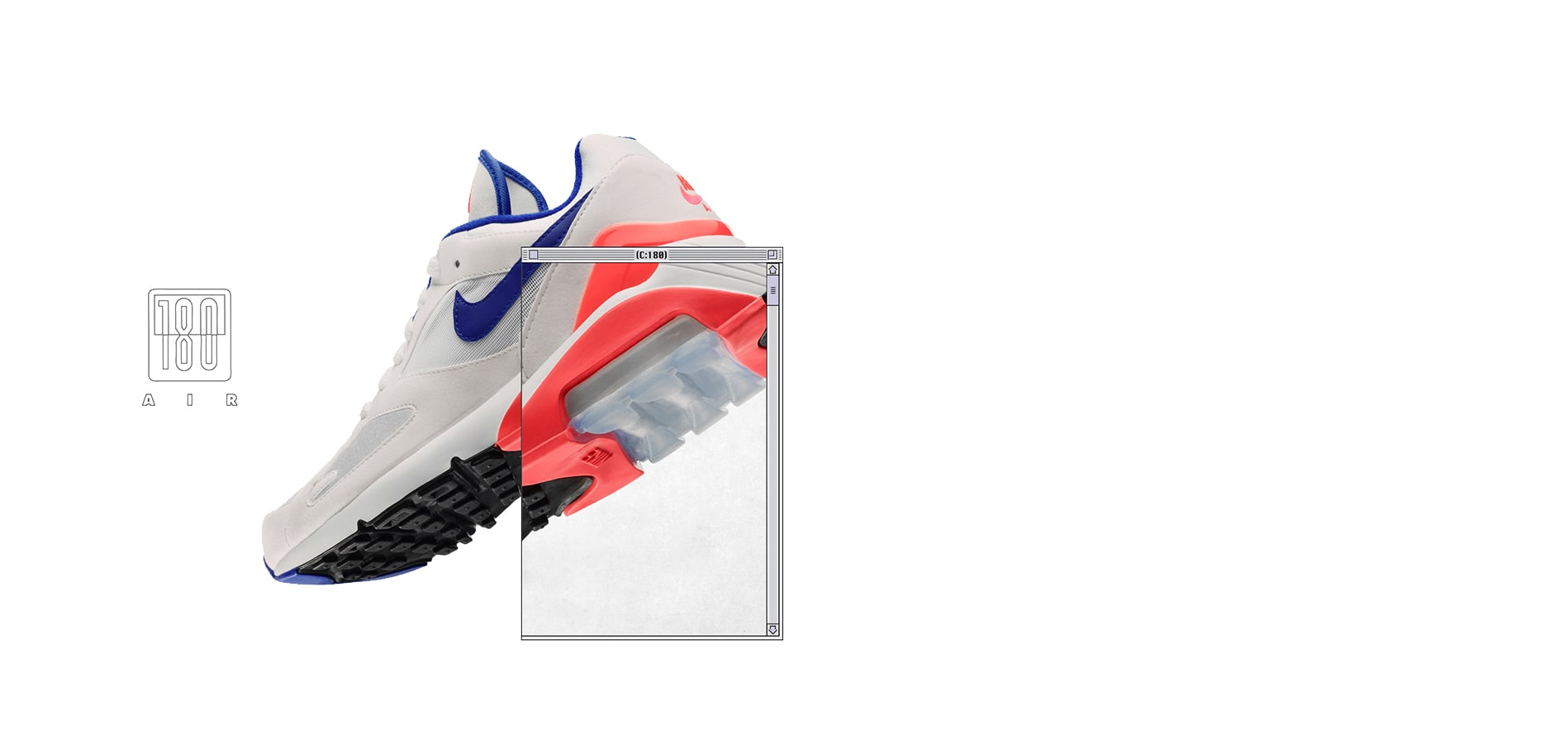 best service 8e6cd 0083e Shop Air Max 180 OG