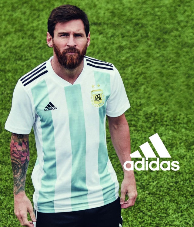 Lionel Messi Argentinie