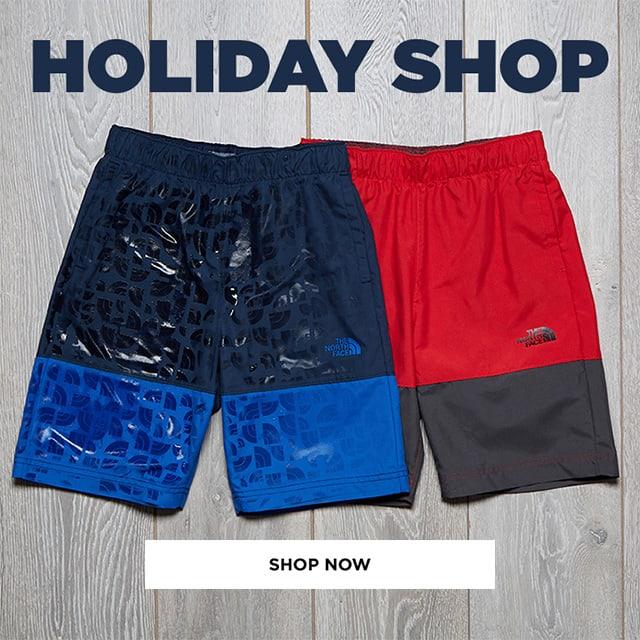 Holiday Shop