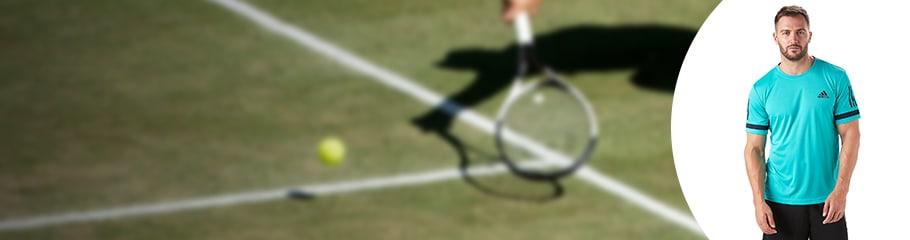 54750c25dd6 Mens Tennis Clothing