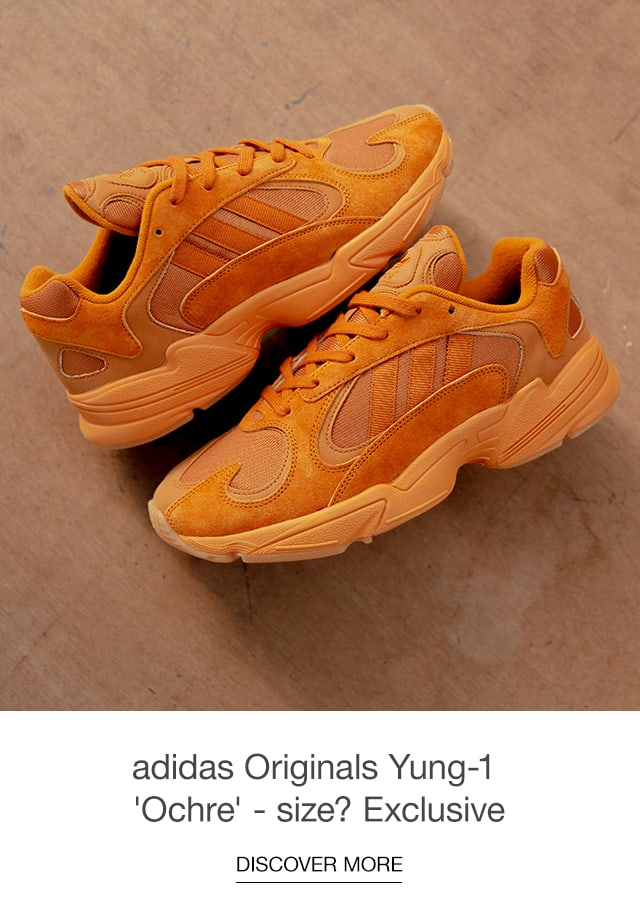 adidas Originals Yung-1 'Ochre' - size? Exclusive