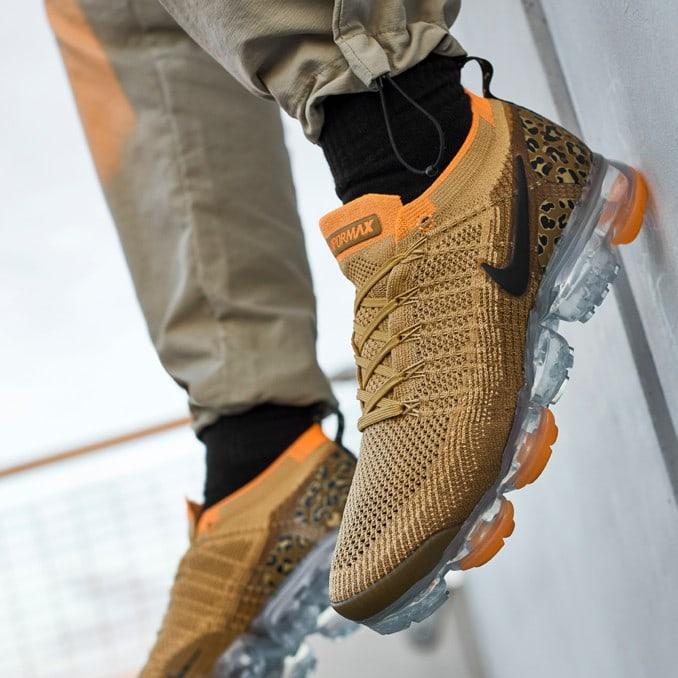 Nike Vapormax Flyknit 2 'Cheetah' para hombre