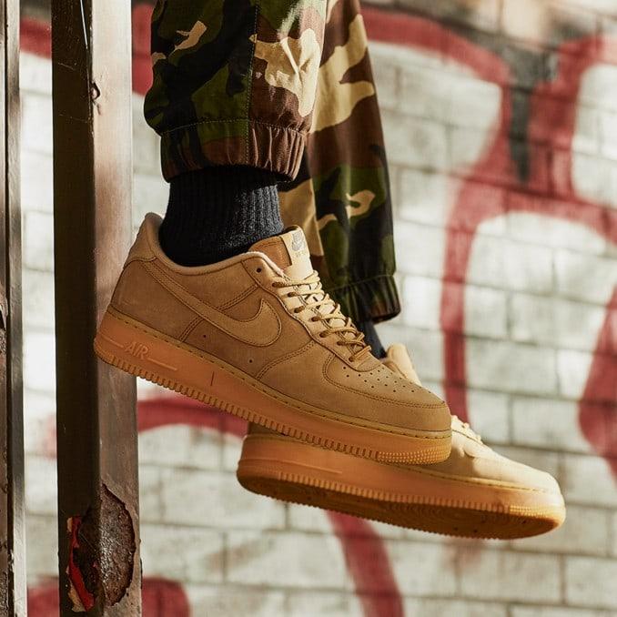 Nike Air Force 1 'Flax' para hombre