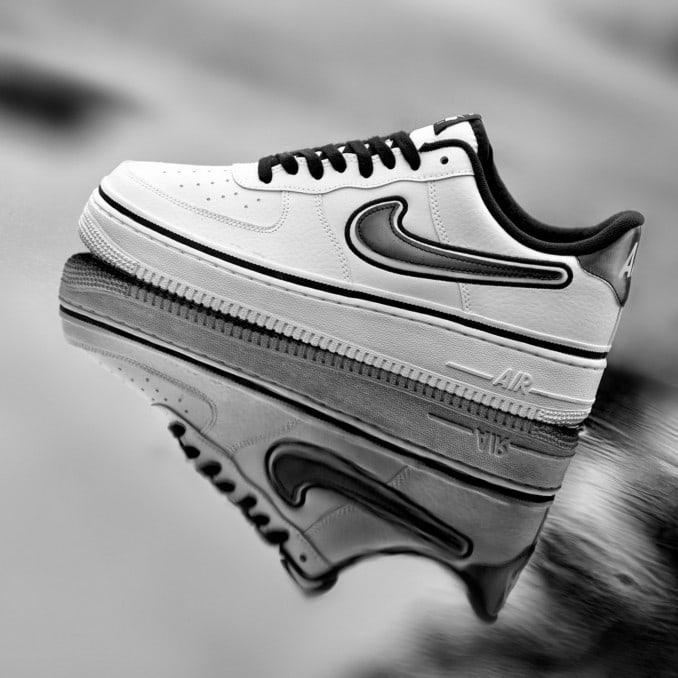 Nike Air Force 1 NBA blancas