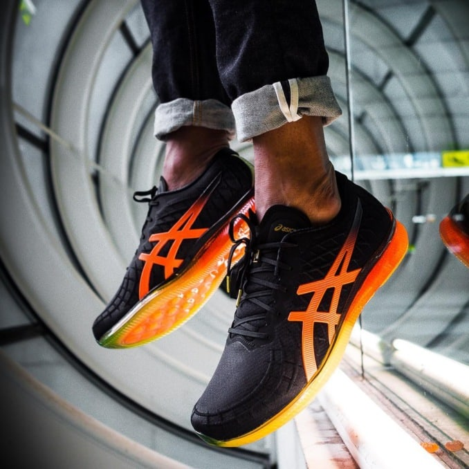 Asics Gel-Quantum Infinity on-feet by bisso97120