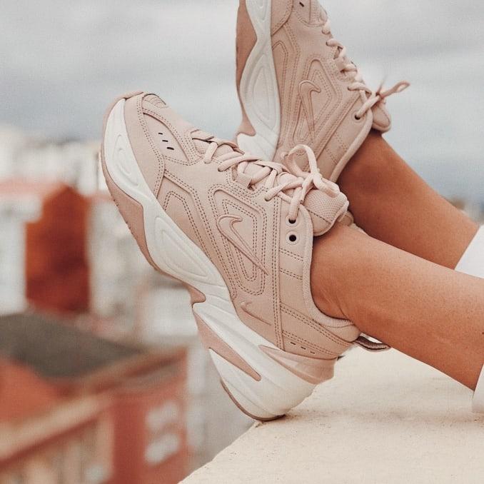 Nike M2K Tekno beige de mujer