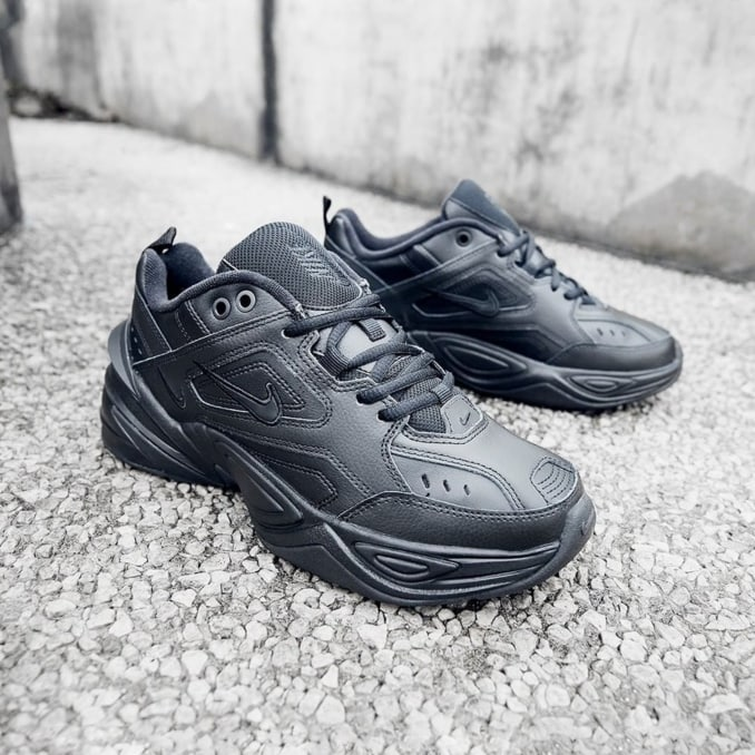 Nike M2K Tekno 'Triple Black'