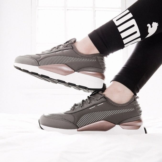 Match perfecto! Combina tus zapatillas con las de tu pareja