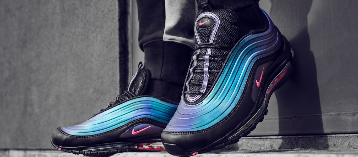 collezione nike throwback future: air max 97