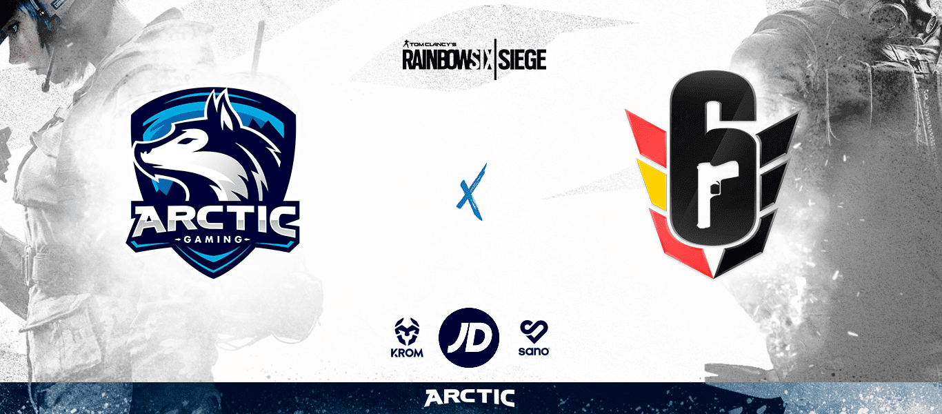 Arctic Gaming en la nueva liga de Rainbow Six Siege