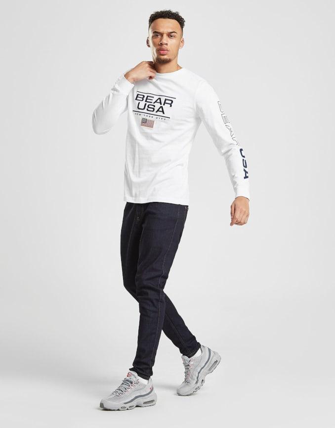 Camiseta de manga larga de Bear USA