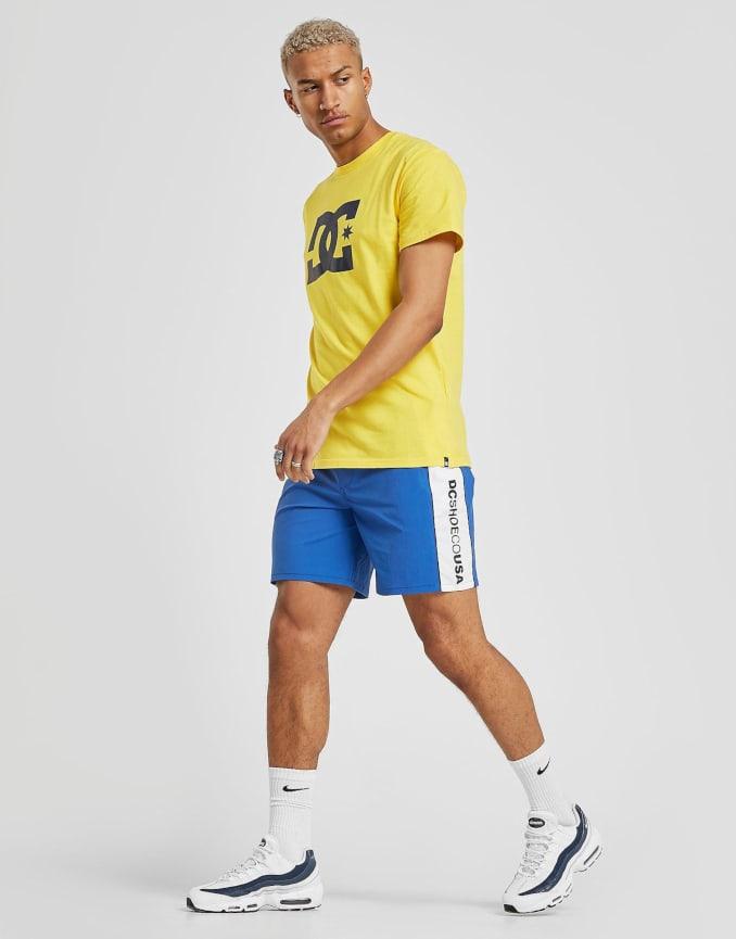Camiseta y pantalón corto de DC Shoes