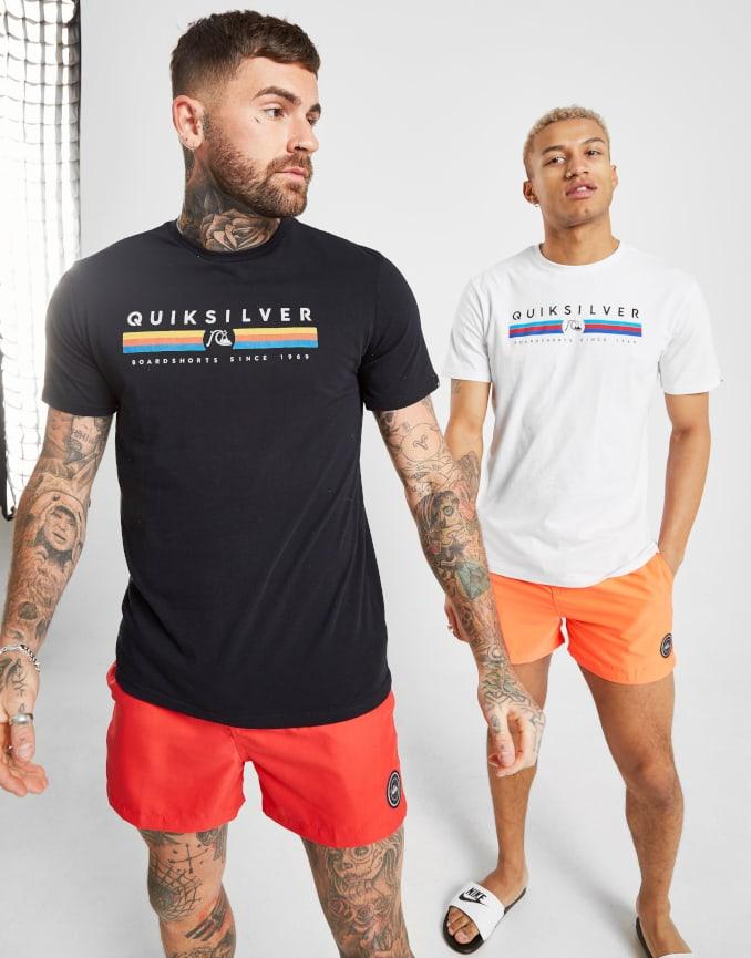 Camisetas y bañadores de Quiksilver para hombre