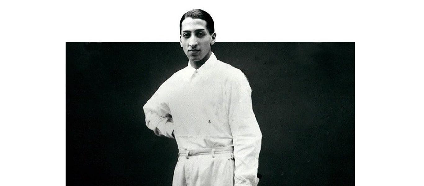 René Lacoste Tenista y Creador de la Marca