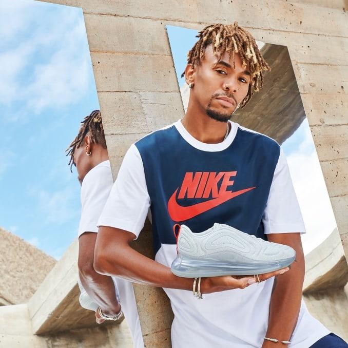 Nike Air Max 720 blancas