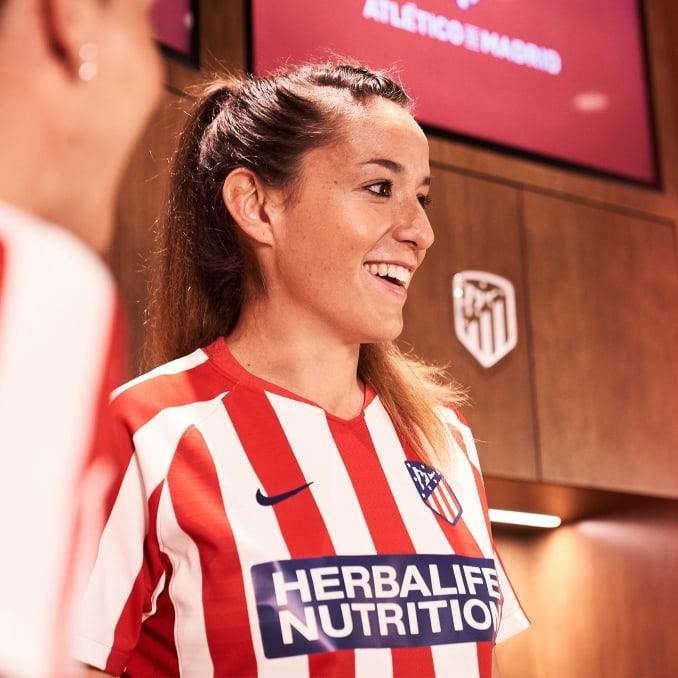 Camiseta del Atlético de Madrid para mujer