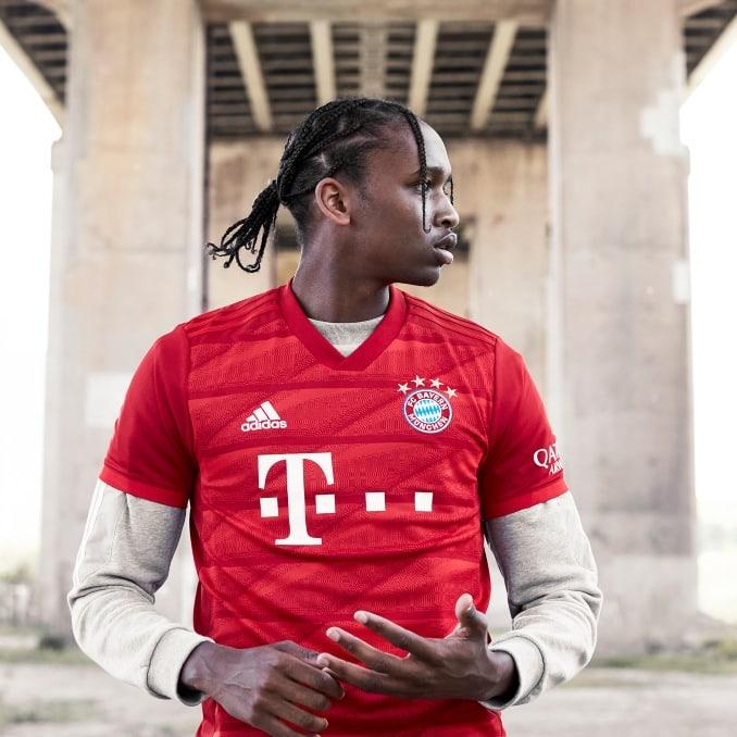 Equipación del Bayern de Múnich 19/20