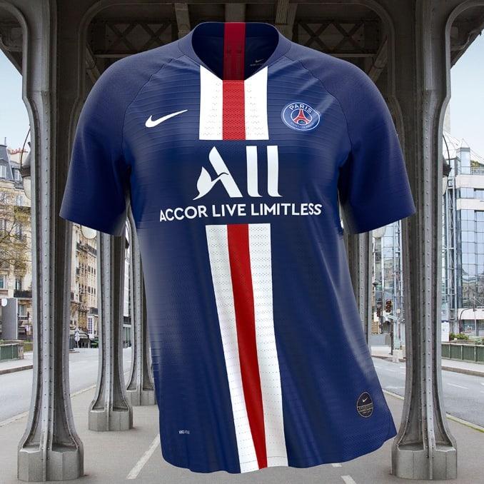 Equipación del París Saint-Germain 2019/20