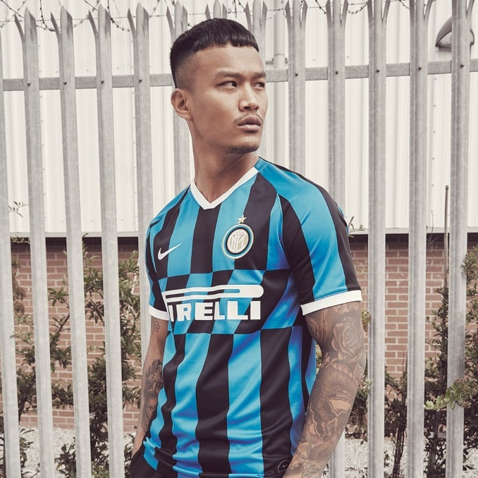 Camiseta del Inter Milán para 2019/20