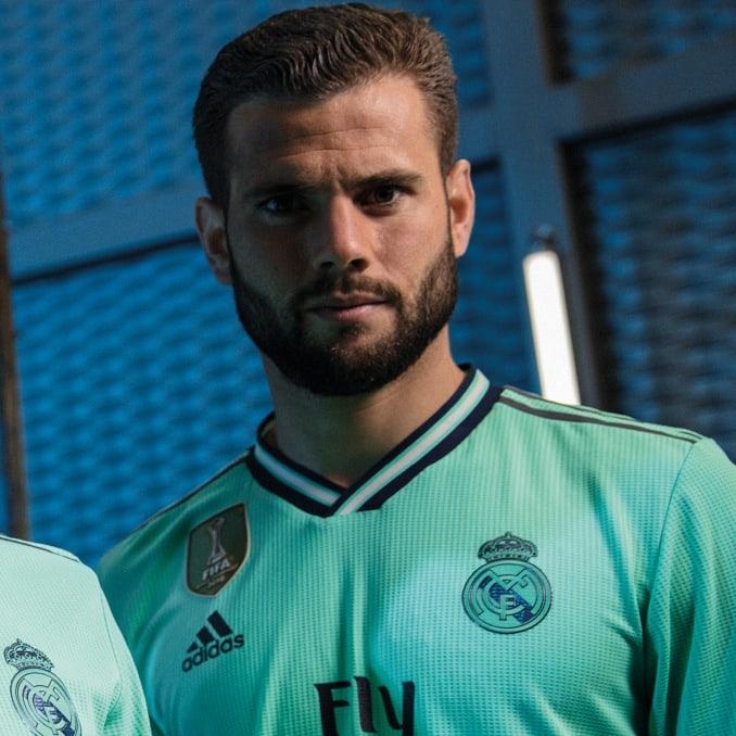 Camiseta de la tercera equipación del Real Madrid para 2019-2020
