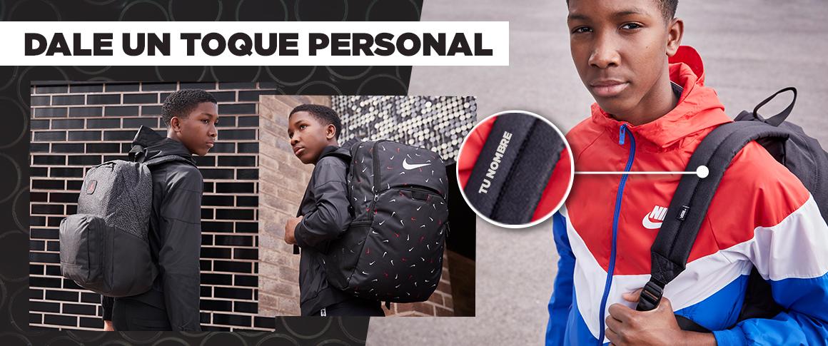 personaliza tus prendas en JD sports