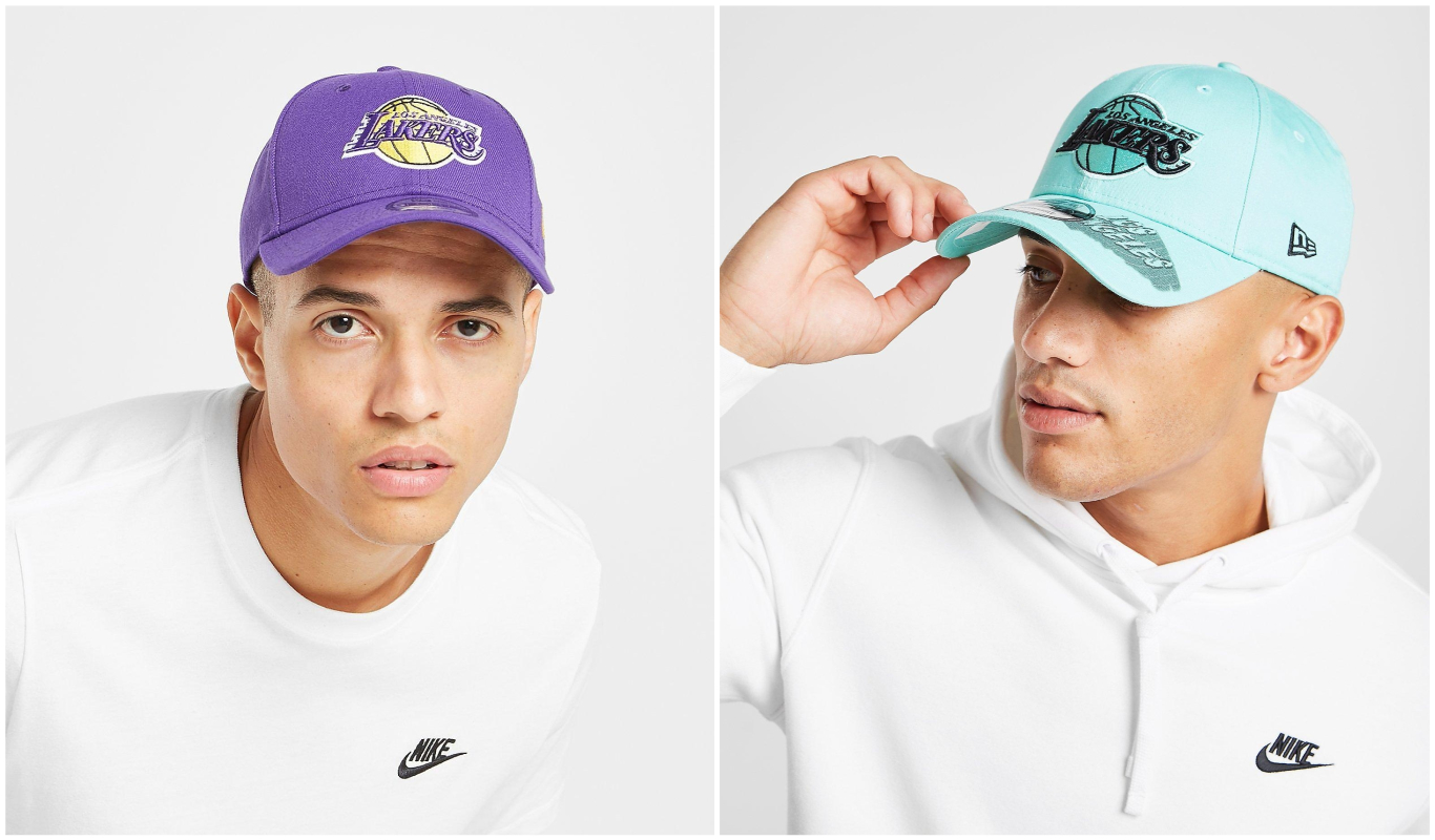 Cappello Lakers 2020