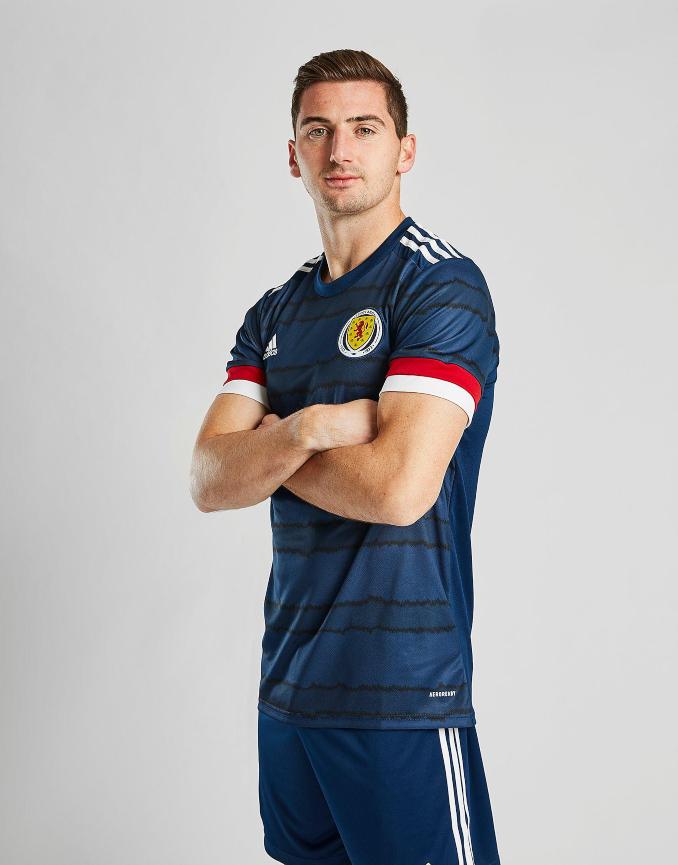 Camiseta de la selección de Escocia de fútbol para la Euro 2020