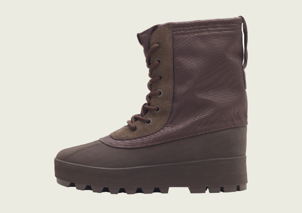 Yeezy 950 Duckboot Chocolate