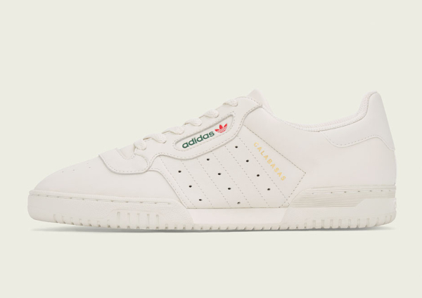 Yeezy Powerphase Core White