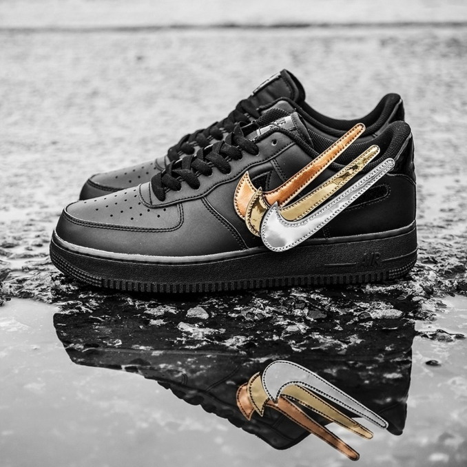 air force 1 plastica