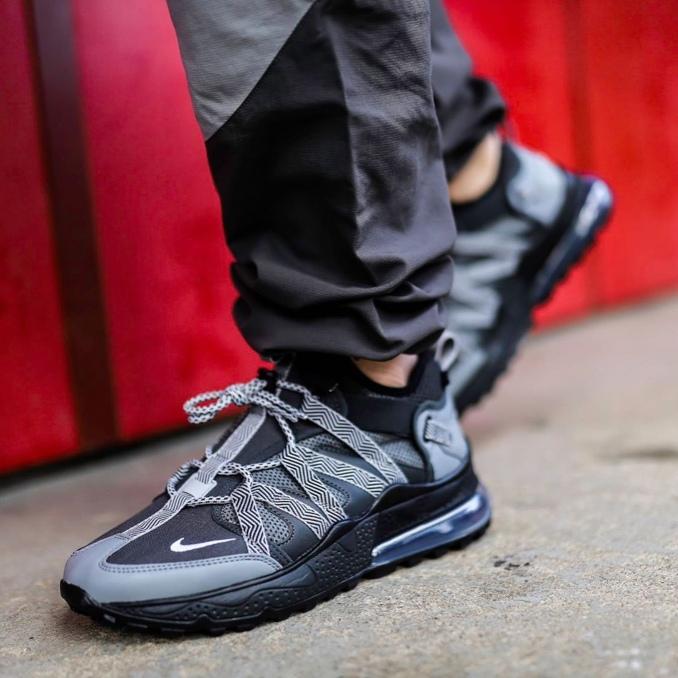 Nike Air Max 270 Bowfin on feet