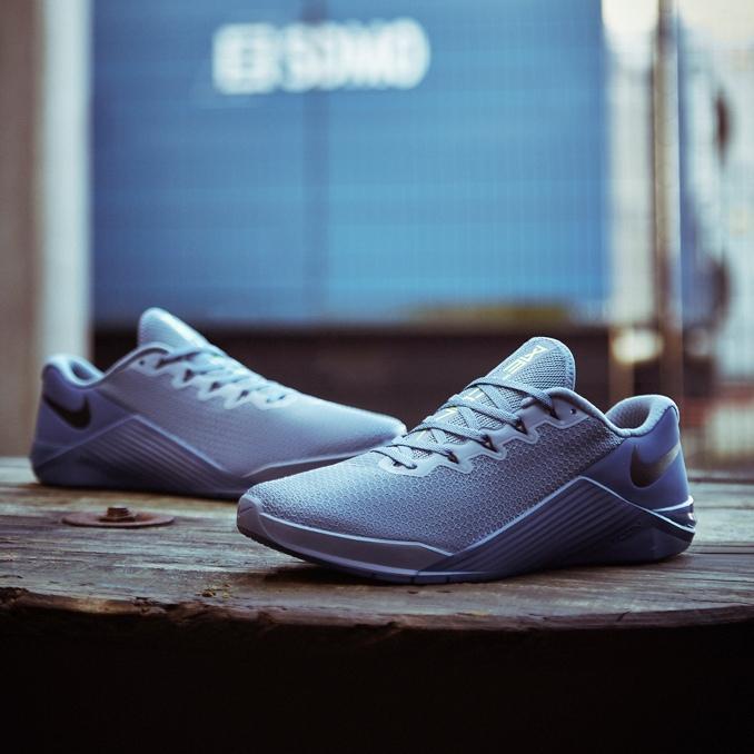 Nike Metcon синий
