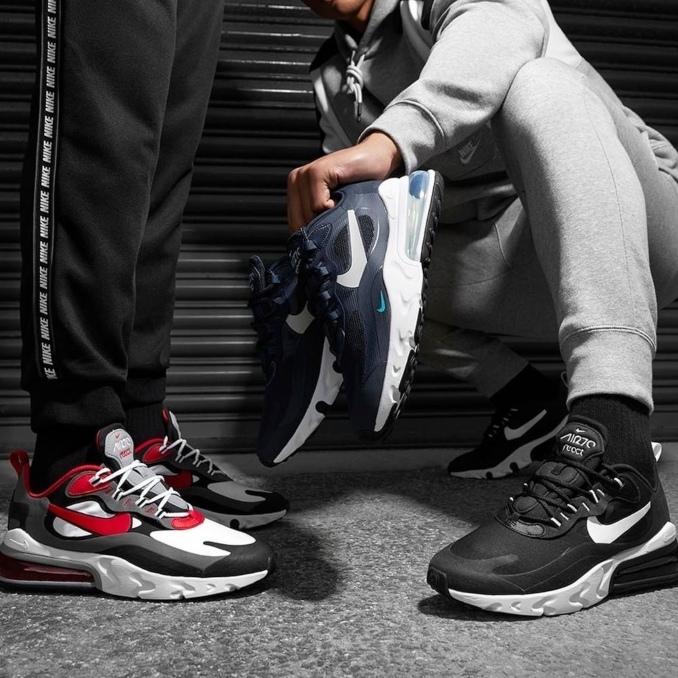 Nike Air Max 270 React для детей