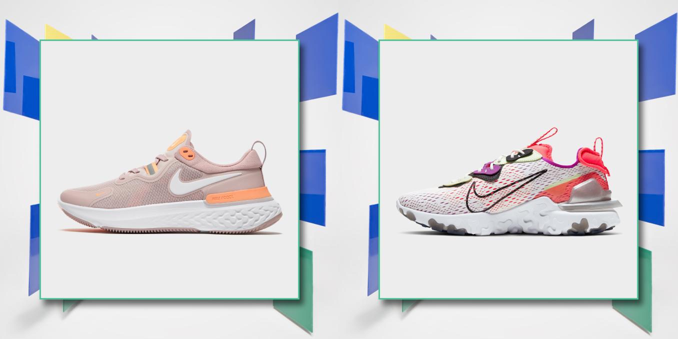 Nike Miler e React Vision