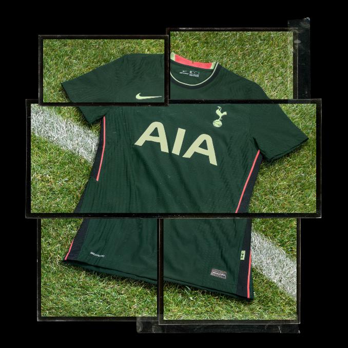 completo calcio Tottenham Hotspur