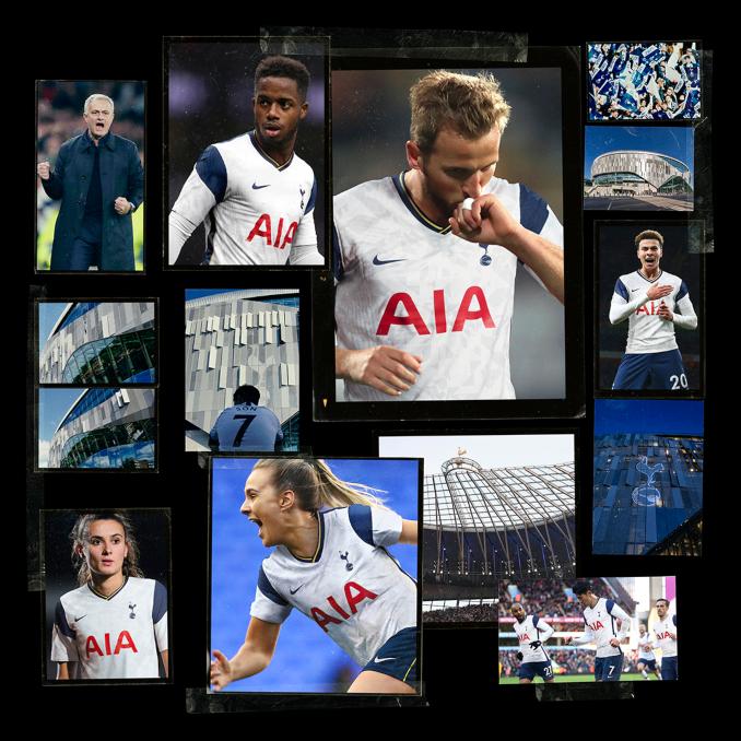 maglia Tottenham Hotspur