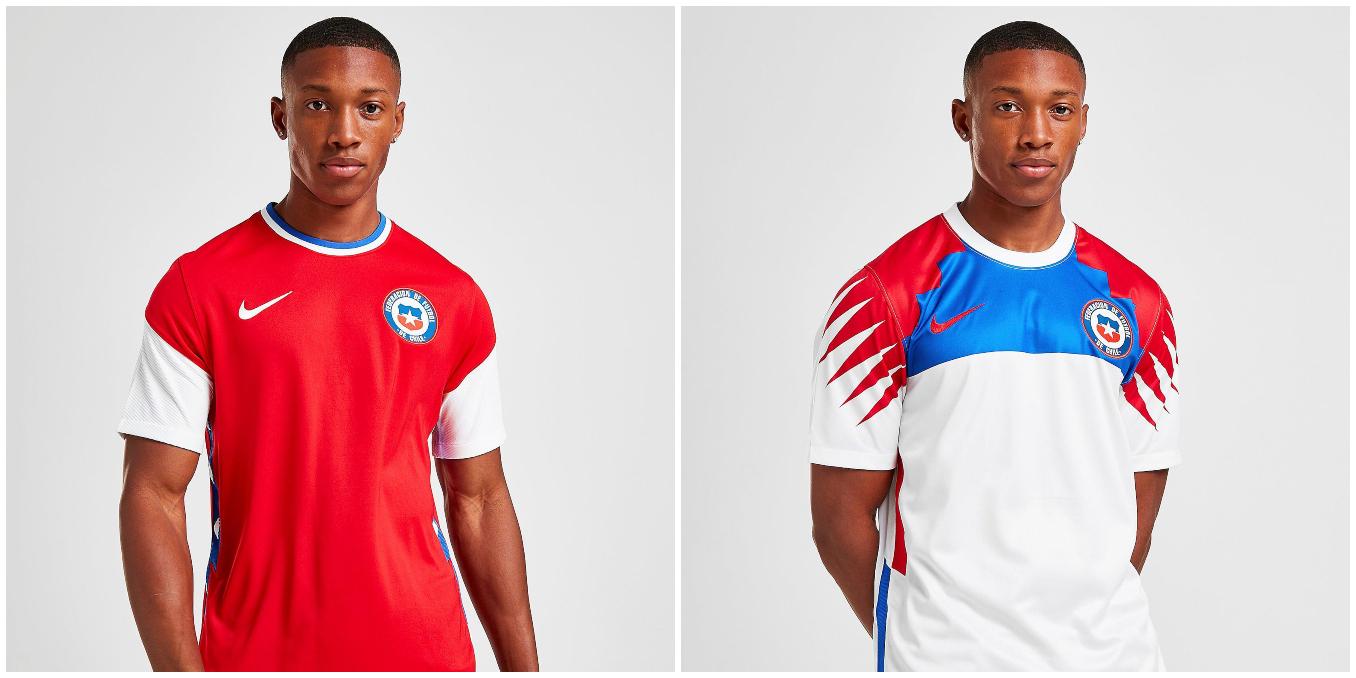 Equipaciones 2020-21 de la selección de fútbol de Chile